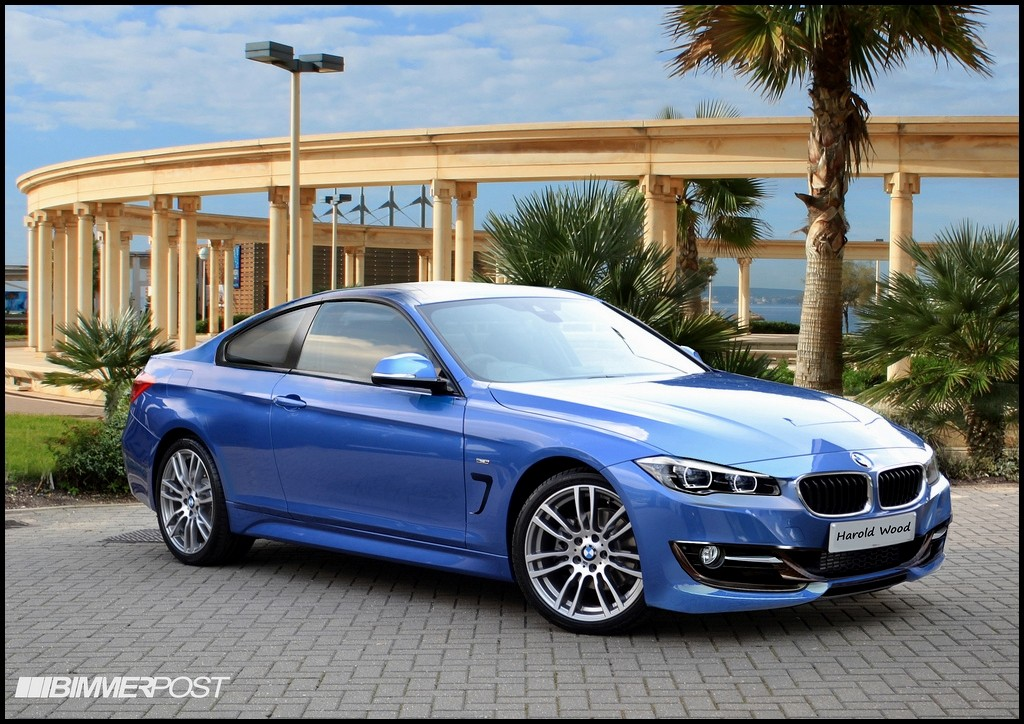 BMW Serie4 par harold Wood pour Bimmerpost