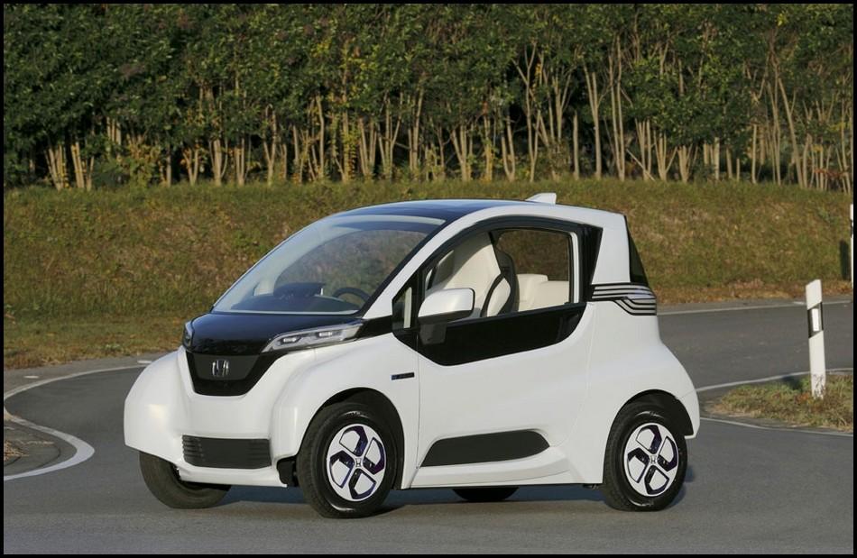 Honda-Micro-Commuter