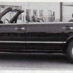 Photo MB Classe S 380 SEL cabriolet Schulz 150x150 Mercedes Benz : La Classe A a bien une ancêtre...