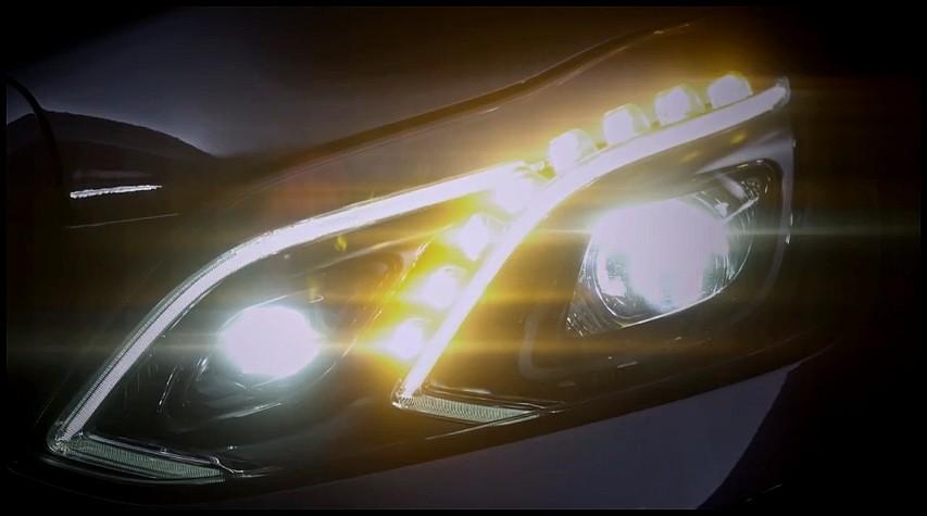 Mercedes Benz Classe E restylée -W212-