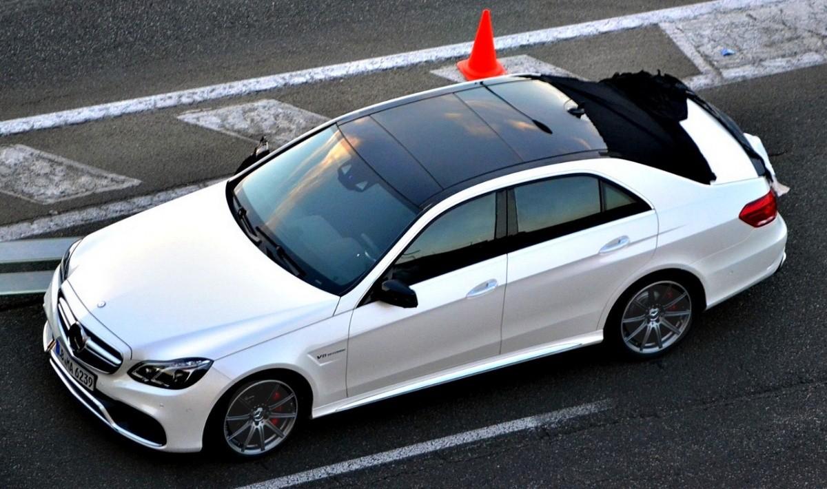 Mercedes benz Classe E 2013 restylée -E63 AMG-