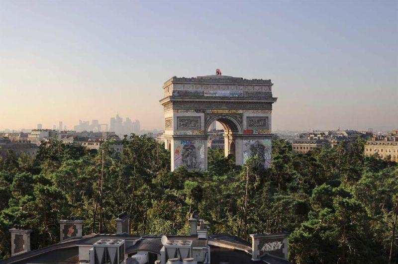 Paris, une ville jungle