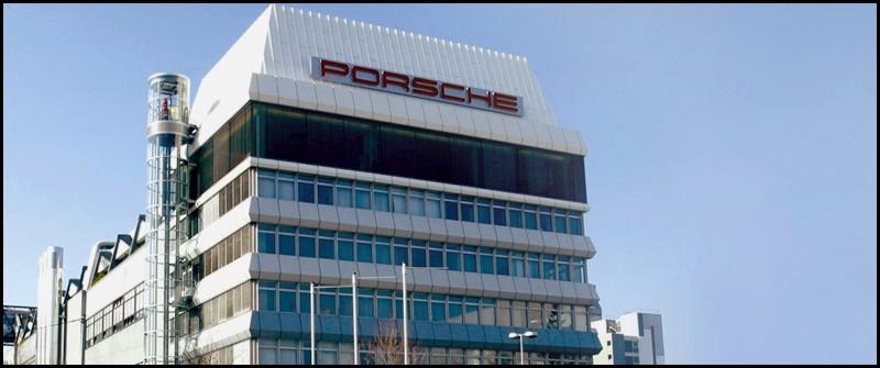 Porsche zuffenhausen