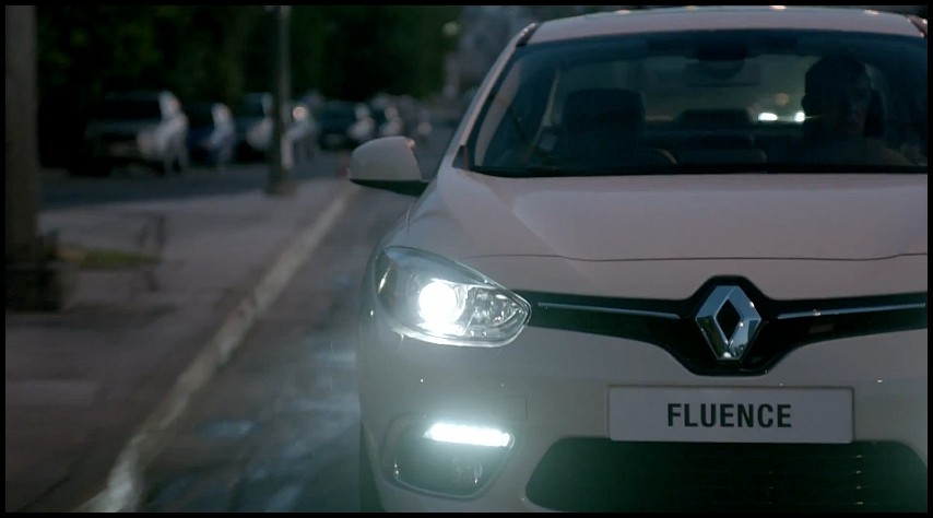 Renault Fluence restylée 2013