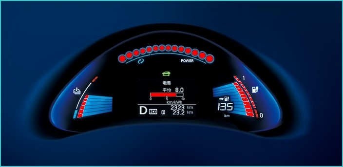 TDB Nissan leaf