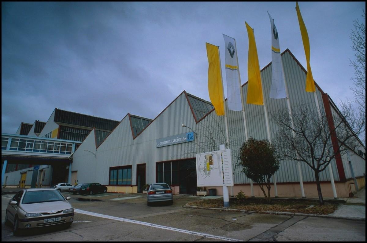 Usine Renault valladolid