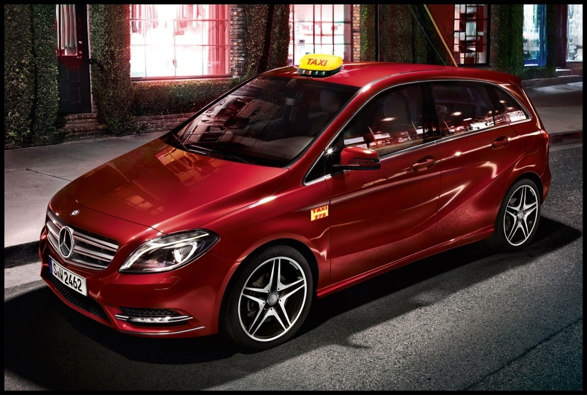 mercedes benz classe b 180 cdi le taxi de l 39 ann e 2012 2013 blog automobile. Black Bedroom Furniture Sets. Home Design Ideas