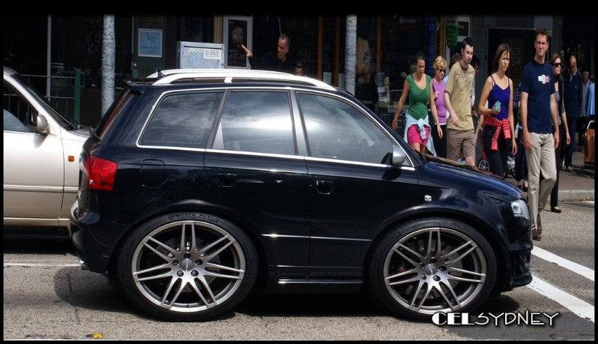 toute petite Audi