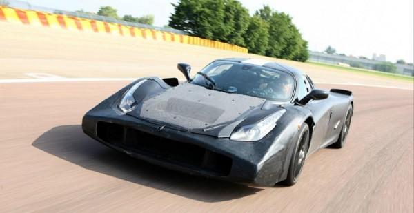 Ferrari F150 teaser