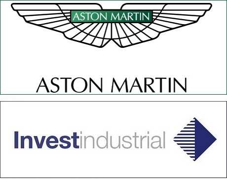Aston Martin et Investindustrial