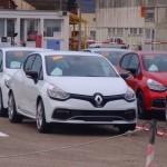 Photo Clio RS 2013.3 150x150 Renault Clio RS 2013 : A Dieppe, elles sont prêtes !