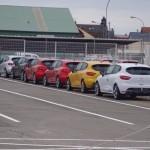 Photo Clio RS 2013.7 150x150 Renault Clio RS 2013 : A Dieppe, elles sont prêtes !