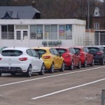 Photo Clio RS 2013.8 150x150 Renault Clio RS 2013 : A Dieppe, elles sont prêtes !