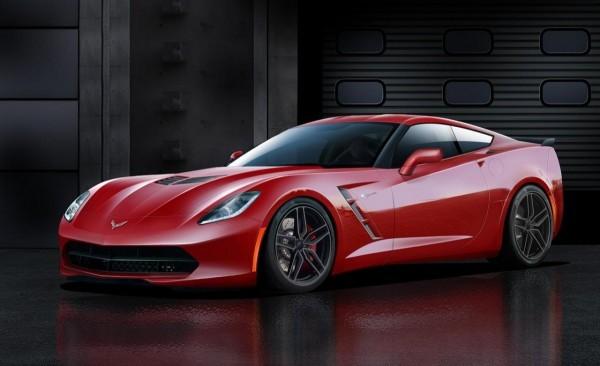 Corvette C7 : encore des fuites ! + [vidéos]