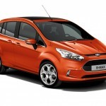 Coty Ford B-Max