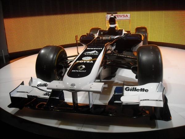 Williams F1 2012