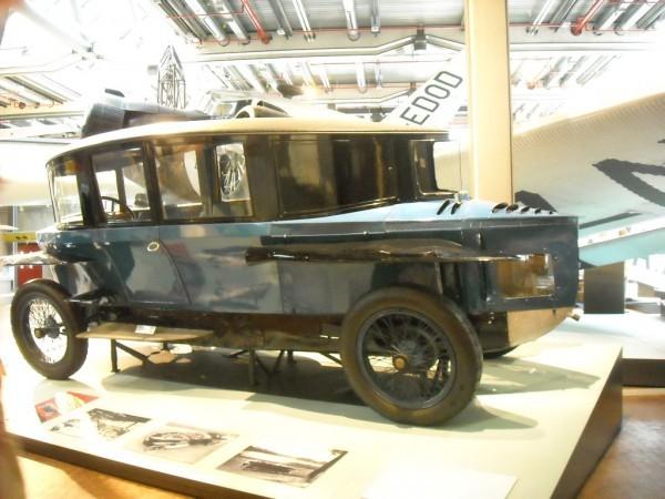 Rumpler Tropfenwagen