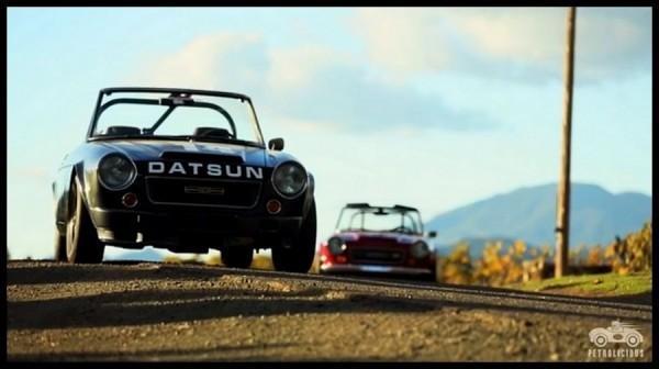 Datsun roadsters