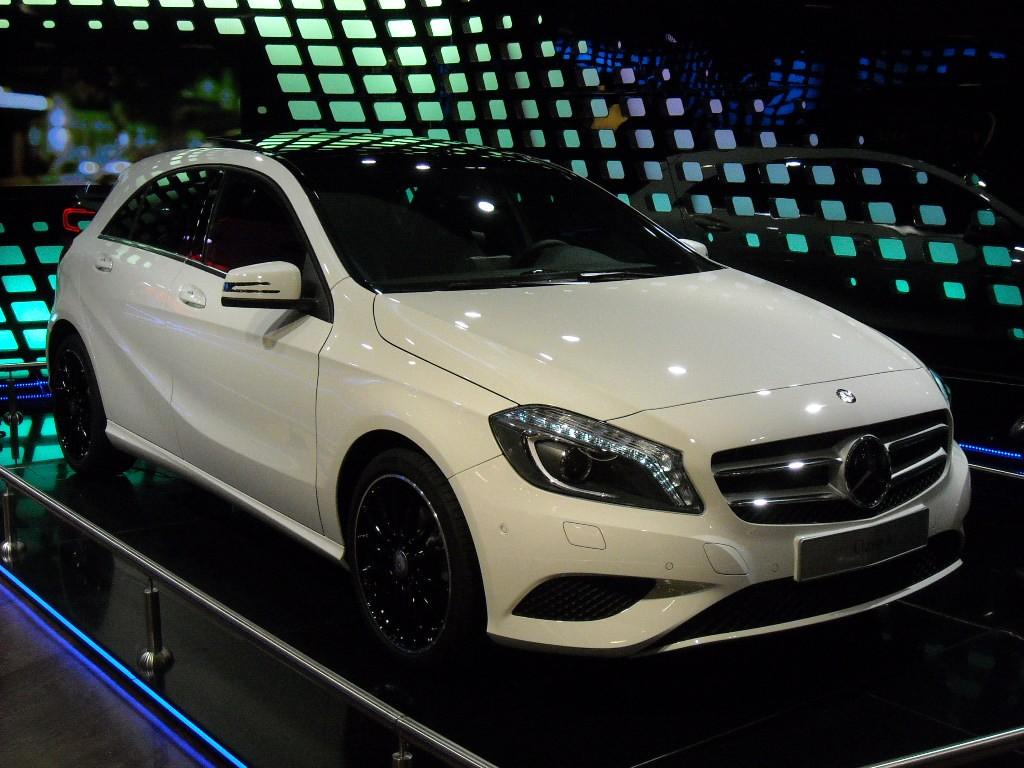 Mercedes Gallery Classe A 2012 (9)