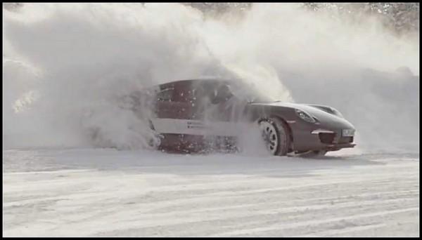 Porsche Driving Experience 2013
