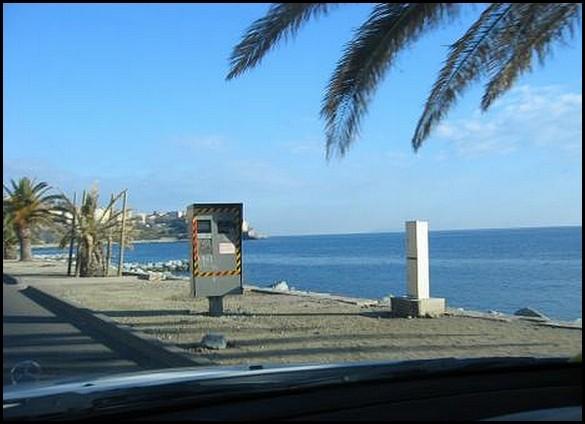 Radar à Bastia