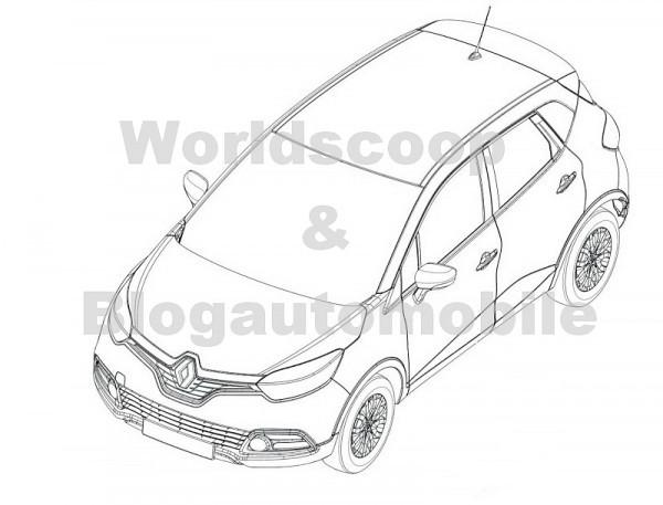 Renault Captur 2013-2014.2