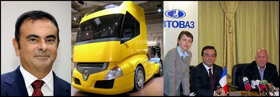 Renault décembre 2012