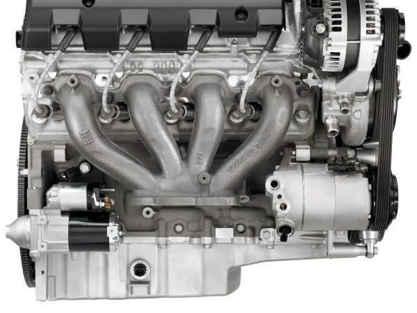 2014 6.2L LT1 C-Exhaust Manifold RS