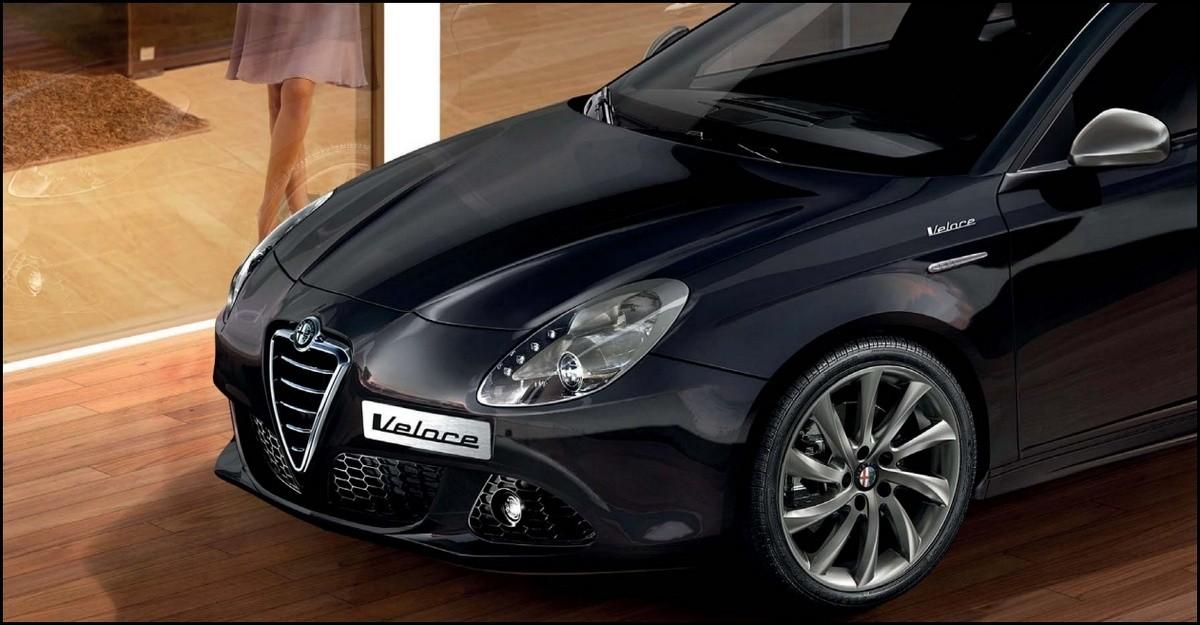 alfa romeo giulietta veloce enfin une nouveaut blog automobile. Black Bedroom Furniture Sets. Home Design Ideas