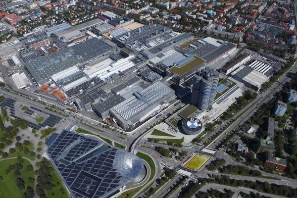 BMW Usine Munich