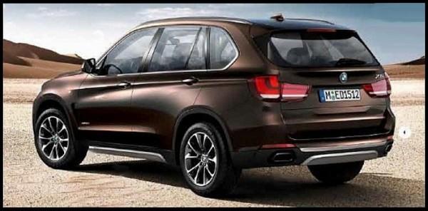 BMW X5 2014.2