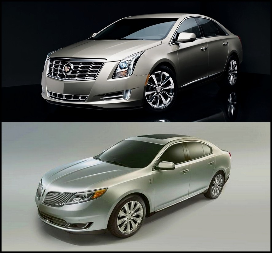 Cadillac et Lincoln - le premium allemand sévit encore -