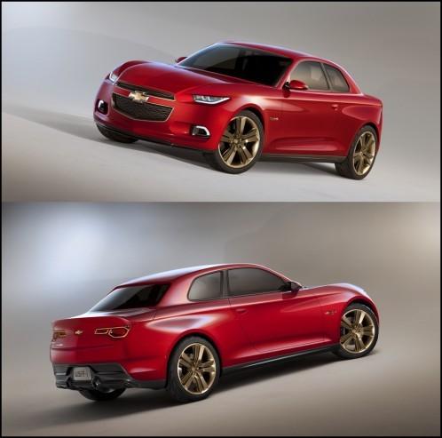 Chevrolet Code 130R Concept 2012