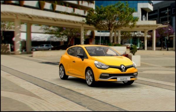 Photo Clio RS.0 600x380 Renault Clio RS 2013 : Plus de détails et une idée de la tarification