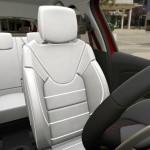 Photo Clio RS.17 cuir Riviera avec surpiqures rouges 150x150 Renault Clio RS 2013 : Plus de détails et une idée de la tarification