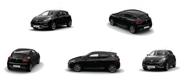 Photo Clio RS.8 600x273 Renault Clio RS 2013 : Plus de détails et une idée de la tarification