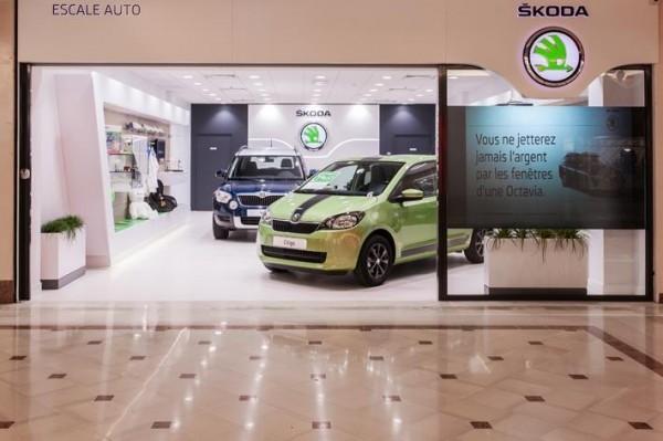 Concept Store Skoda Paris