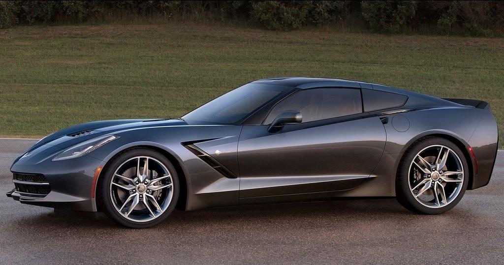 Corvette 2014 The Stingray Is Back Galerie Vid 233 Os
