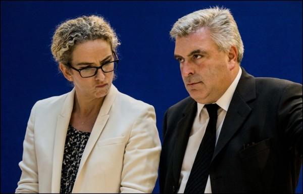 Delphine-Batho-et-Frederic-Cuvillier