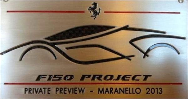 Ferrari F150 Project