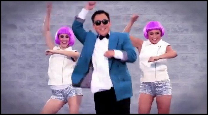 Gangnam Hyundai Style