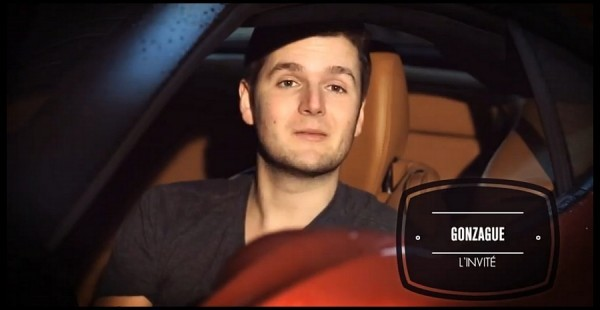 Gonzague Dambricourt - essai Ferrari California avec le Garage des Blogs -