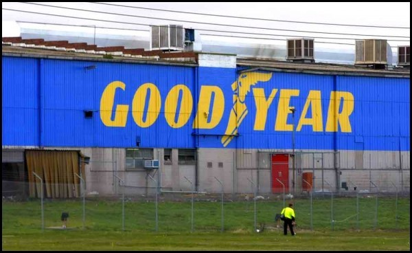 Goodyear Amiens by Reuters