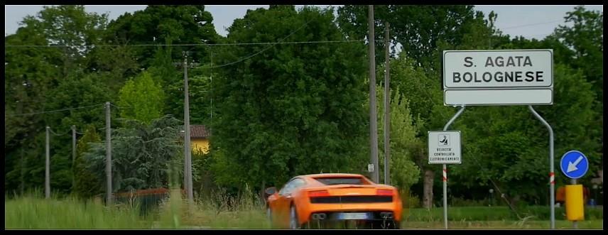 Lamborghini Teaser 50eme anniversaire