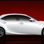 Lexus IS 2013.5