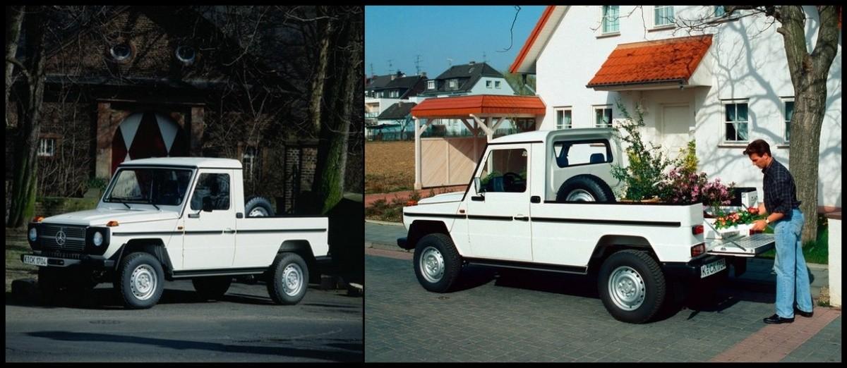 Mercedes-Benz-Classe-G-Pickup-Truck