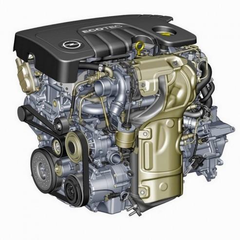 Photo Opel moteur 1.6 L CDTI Ecotec 493x493 Opel : Enfin un moteur pour succéder au 1.7 L CDTI...