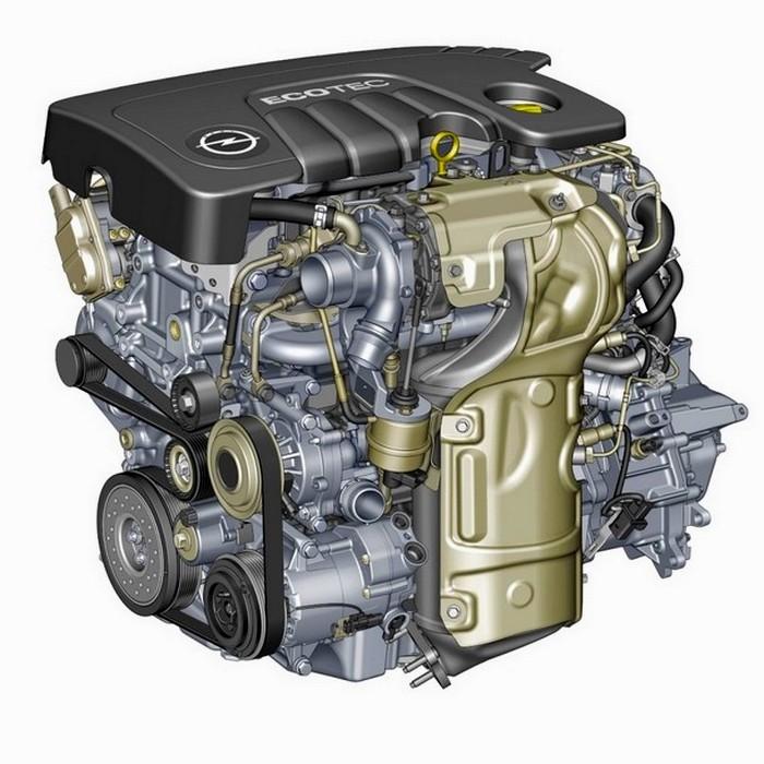 Opel moteur 1