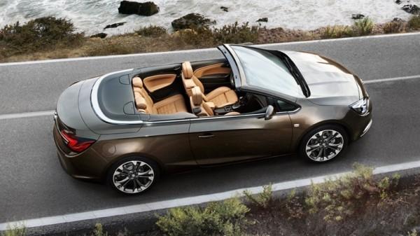 Opel Cascada.1 600x337 Opel Cascada : A partir 29.990?.. en France  (vidéo)