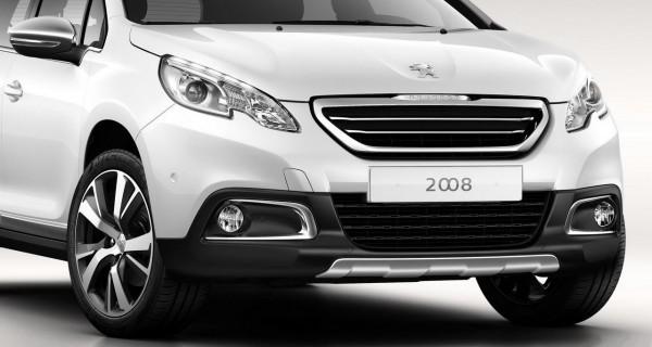 Photo Peugeot 2008 2013.5 600x320 Nouveau Peugeot 2008 : Le petit crossover selon Peugeot